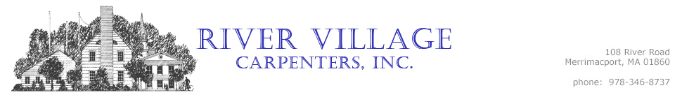 Logo River Village Carpenters, Inc.